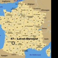 Le Lot-et-Garonne - 47