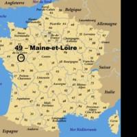 Le Maine-et-Loire - 49