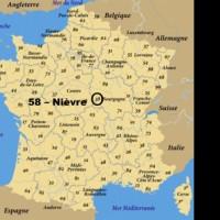 La Nièvre - 58