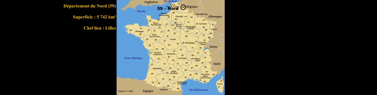 Le Nord- 59